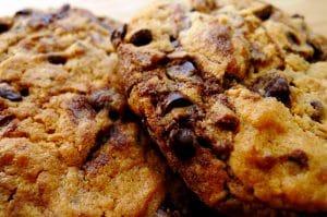Cookies marbrés à la Chocolade